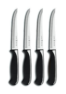 J.A. Henckels International Everedge Plus 4-Piece Steak Knife Set