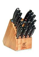 Zwilling J.A. Henckels 19-Piece Twin Signature