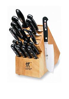 Zwilling J.A. Henckels Professional S 18-Piece Knife Block Set