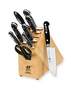 Zwilling J.A. Henckels Pro S 10-Piece Knife Block Set