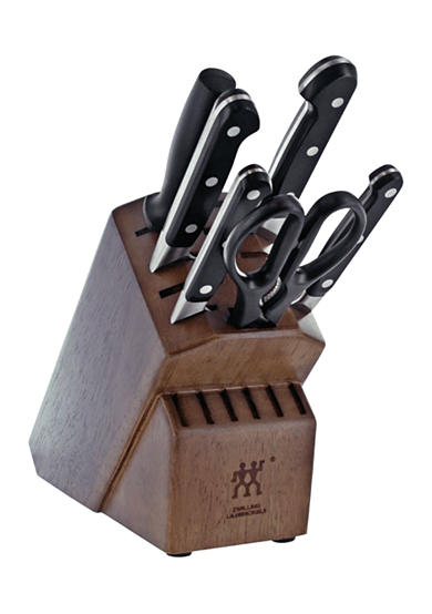 Zwilling J.A. Henckels 7-Piece Knife Block Set