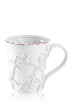 Mud Pie® Coastal Naturals 12-oz. Starfish Mug