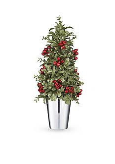 Ganz 12-in. Mistletoe Kiss Tree