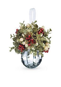 Ganz 5-in. Mistletoe Krystal Ornament