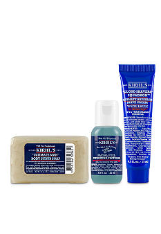 Receive a free 3-piece bonus gift with your $65 or more from the Kiehls Since 1851 Men's Collection purchase
