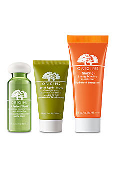 Receive a free 3-piece bonus gift with your $45 Origins purchase