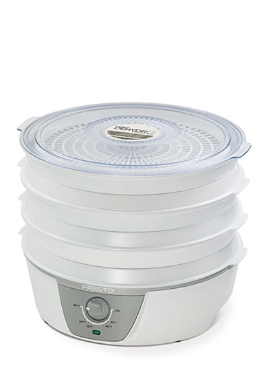 Presto Dehydro Electric Food Dehydrator with Adjustable Thermostat