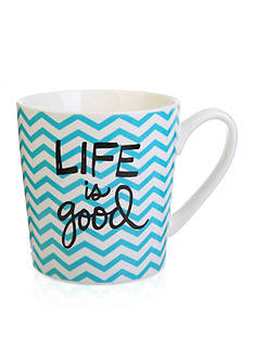 Home Accents® Life Is Good Mug
