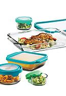 Anchor Hocking 10-Piece Glass Bake and Store Set