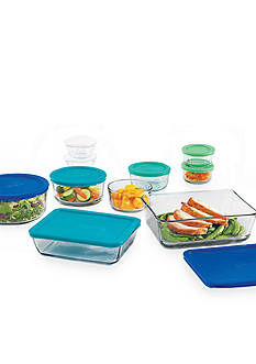Anchor Hocking 20-Piece Glass Storage Set