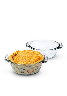 Anchor Hocking Glass 20-oz. Mini Casserole Dishes