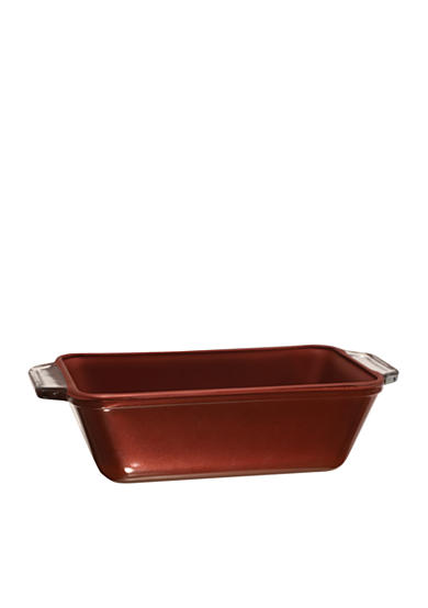 Anchor Hocking Glass Nonstick Red Loaf Pan - Online Only