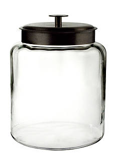 Anchor Hocking Glass Montana 2-Gallon Storage Jar - Online Only