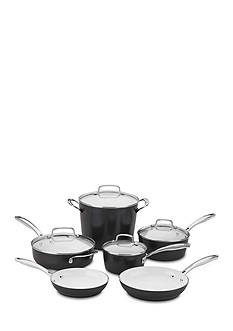 Cuisinart 10-Piece Nonstick Elements Pro Induction Set