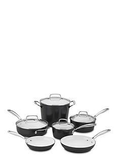 Cuisinart 10-Piece Nonstick Elements Pro Induction Set