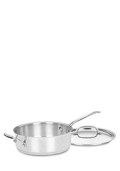 Cuisinart Chef's Classic Stainless 3.5-qt. Saute Pan with Cover