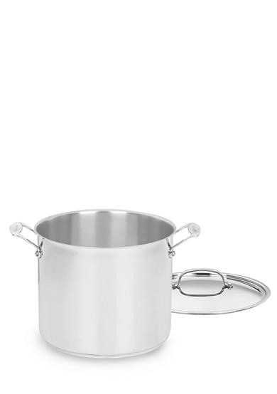 Cuisinart Chef's Choice Stainless Steel 12-qt. Stockpot with Cover