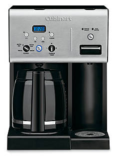 Cuisinart Coffee Plus 12-Cup Programmable Coffee Maker and Hot Water System CHW12