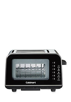 Cuisinart® ViewPro Glass 2-Slice Toaster