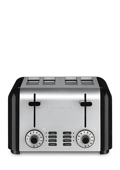 Cuisinart 4-Slice Compact Stainless Toaster