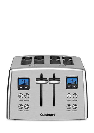 Cuisinart 4-Slice Countdown Metal Toaster CPT435 - Online Only