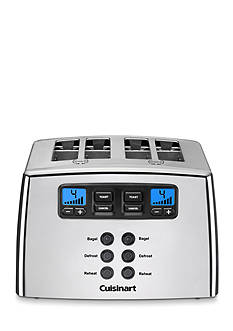 Cuisinart Touch to Toast Leverless 4-Slice Toaster