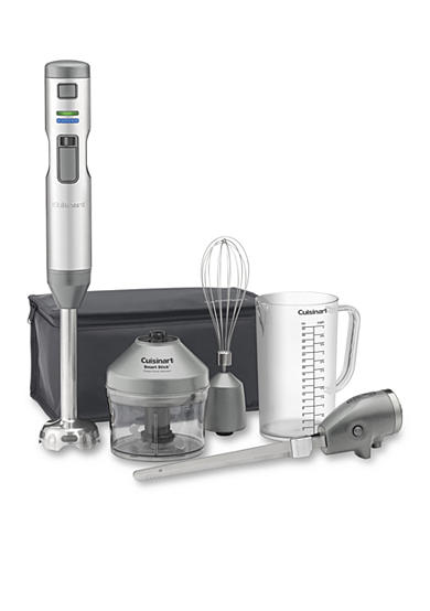 Cuisinart Smart Stick® Variable Speed Cordless Rechargeable Hand Blender with Electric Knife CSB300