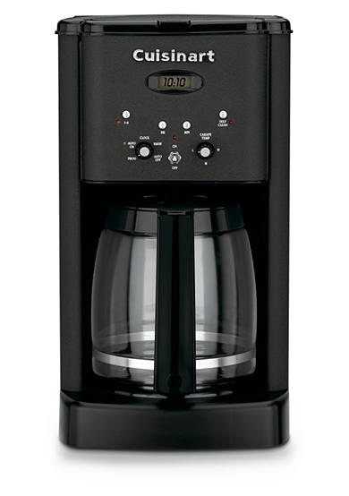 Cuisinart 12-Cup Brew Central Coffee Maker DCC1200BW