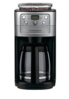 Cuisinart Grind & Brew 12-Cup Automatic Coffeemaker DGB700BC