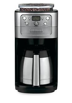 Cuisinart Grind & Brew 12-Cup Thermal Coffee Maker - DGB900BC
