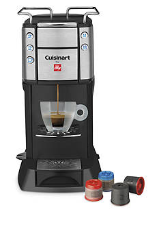 Cuisinart Buona Tazza Single Serve Espresso and Coffee Machine