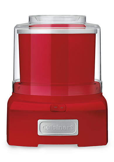 Cuisinart Frozen Yogurt-Ice Cream & Sorbet Maker ICE21R - Red