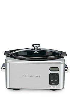 Cuisinart 6.5-qt. Programmable Slow Cooker PSC650