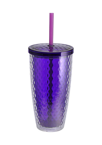 DFL 20-oz. Textured To Go Cup - Purple