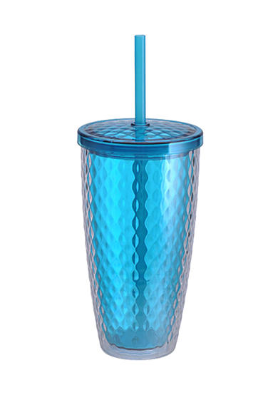 DFL 20-oz. Texture To Go Cup - Blue