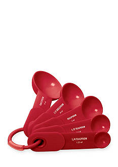 KitchenAid® Set of 5 Measuring Spoons - KC057OHERA