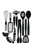 KitchenAid® 17-Piece Tool and Gadget Set -