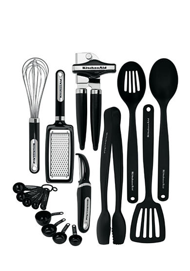 KitchenAid® 17-Piece Tool and Gadget Set - KC448BXOBA