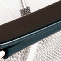 Kitchen Aid: Black KitchenAid Expandable Colander Strainer - KC867OS