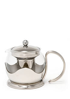 La Cafetire 2 Cup Stainless Steel Le Teapot