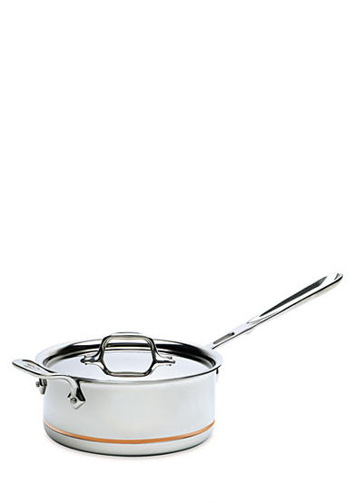 All-Clad Copper Core 3-qt. Saucepan