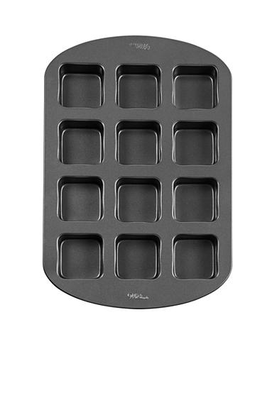 Wilton Bakeware 12 Cavity Brownie Bar Pan