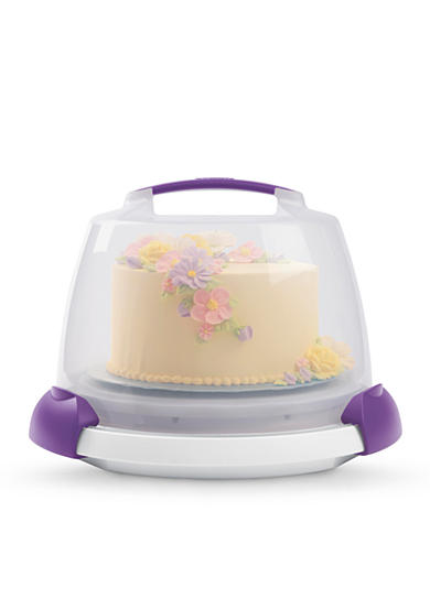 Wilton Bakeware Decorate Smart Ultimate Trim-N-Turn Cake Caddy - Online Only