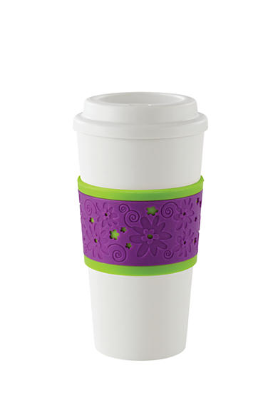 Copco Acadia Double Layer Mug - Mod Flower