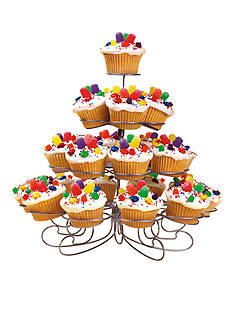Wilton Bakeware Cupcakes-N-More 23-count Dessert Stand