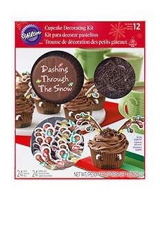 Wilton Bakeware Reindeer Cupcake Decorating Kit