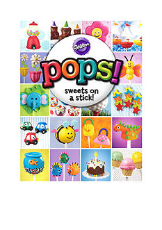 Wilton Bakeware POPS! Sweets on a Stick! Book