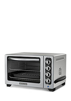 KitchenAid® Convection Oven Contour Silver KCO223CU