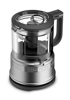 KitchenAid 3.5 Cup Mini Food Processor KFC3516CU