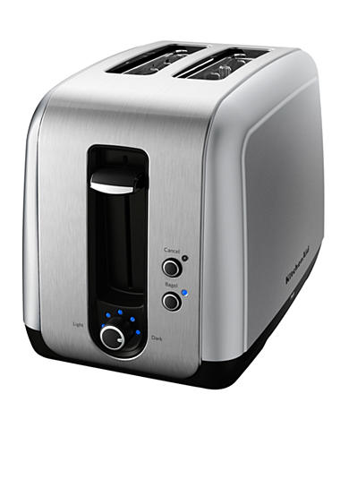 KitchenAid® 2-Slice All-Metal Toaster KMT211CU